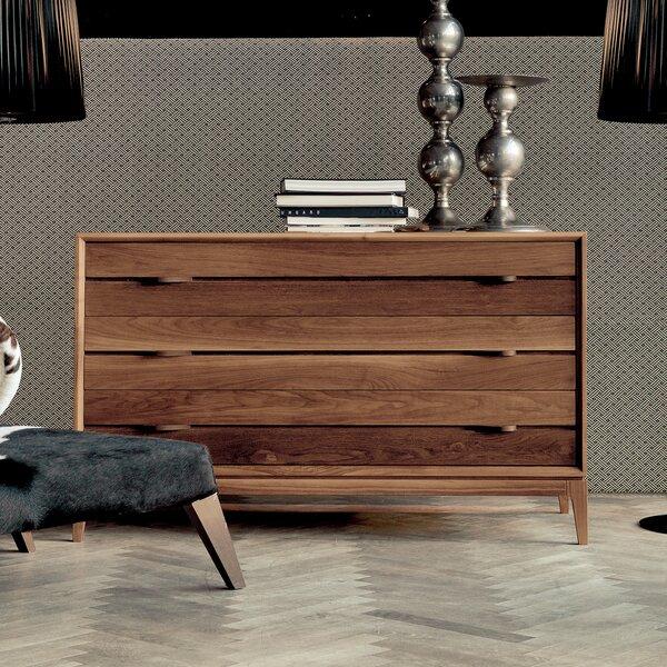 Marco 3 Drawer Standard Dresser by YumanMod