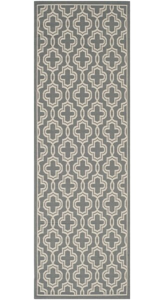Martha Stewart Anthracite/Beige Area Rug by Martha Stewart Rugs