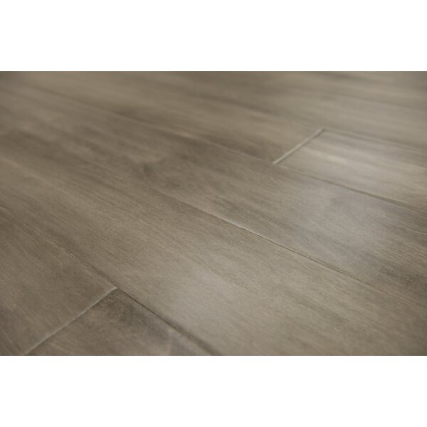 Bern 5 Engineered Birch Hardwood Flooring in Fog by Branton Flooring Collection
