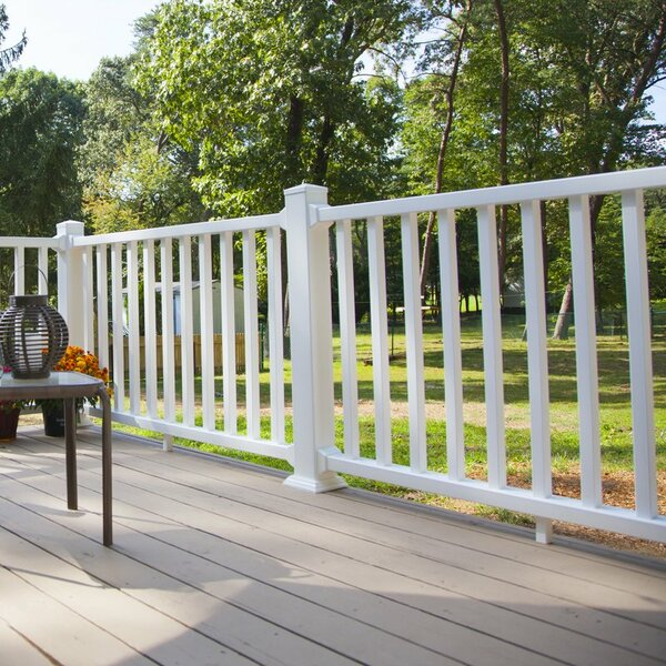 Rail Kit Fence Panel by Xpanse Select Vinyl Railing