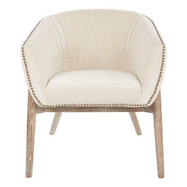 Pederson Barrel Chair by Bungalow Rose