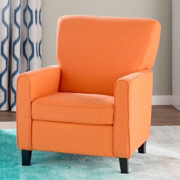 Delrio Armchair by Ebern Designs