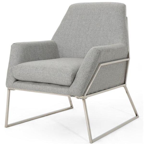 Sankey 19-inch  Armchair by Orren Ellis Orren Ellis