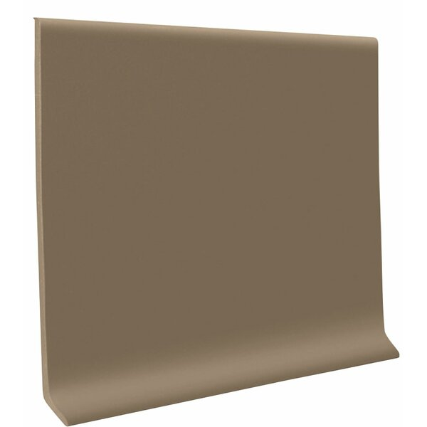 0.13 x 1440 x 6 Cove Molding in Fawn by ROPPE