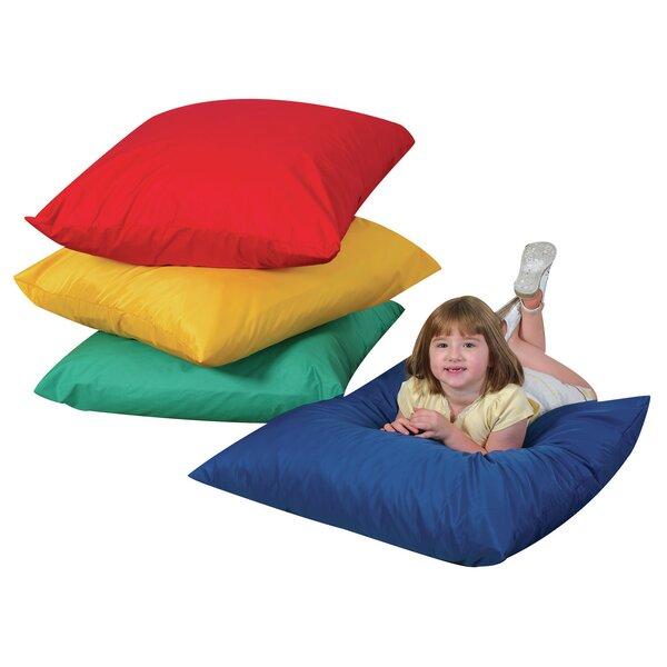 Floor Floor Pillow (Set of 4) by Children's Factory