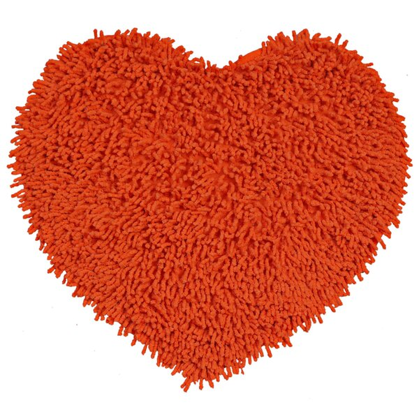 Shagadelic Hand-Loomed Orange Area Rug by St. Croix