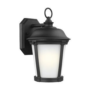 Coupon Lara Outdoor Wall Lantern By Charlton Home