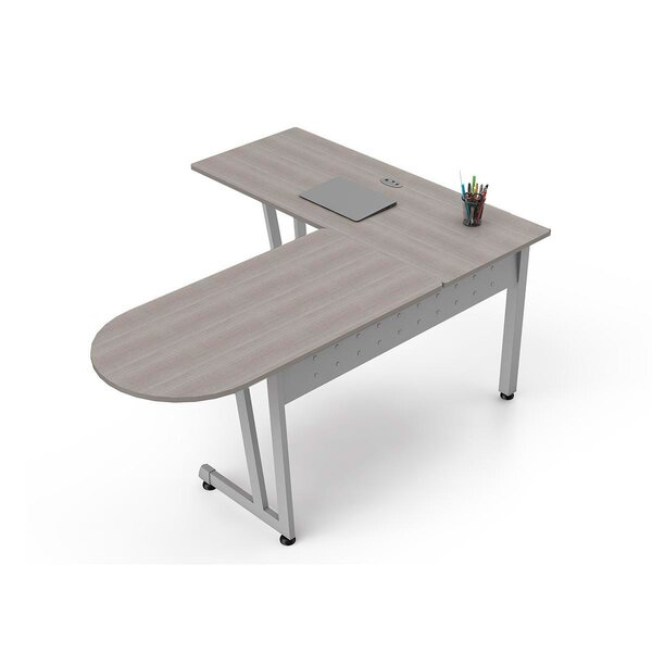 Lamanna Executive Desk by Symple Stuff