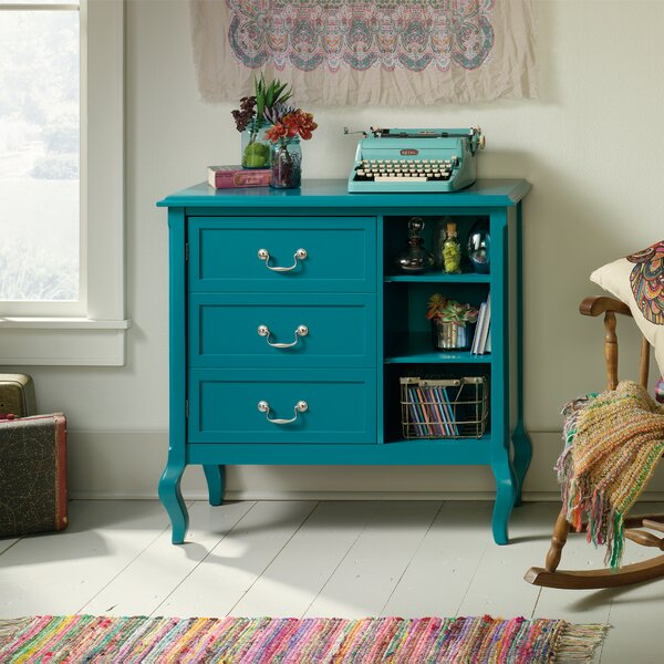 Wales Storage Accent Chest by Bungalow Rose