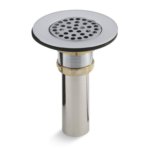 1.5 Grid Kitchen Sink Drain by Kohler