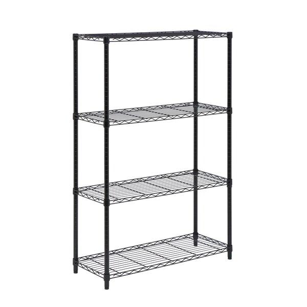 Wayfair Basics 54H x 36W 4 Shelf Shelving Unit by Wayfair Basics™