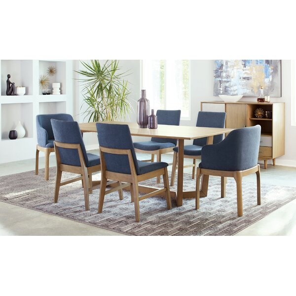 Bossert 7 Piece Dining Set by Brayden Studio Brayden Studio