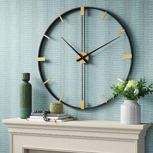 Small Clock Wall Joss Main