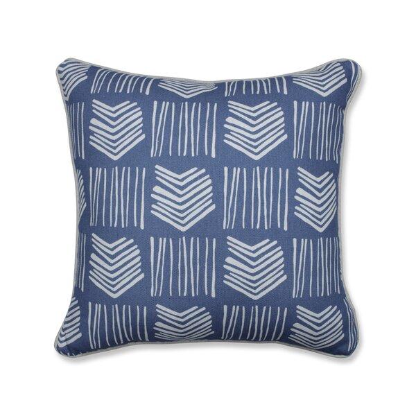 Ellinger Cotton Throw Pillow by Bungalow Rose