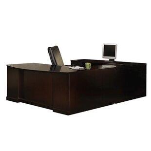 Read Reviews Sorrento Series 4-Piece U-Shape Desk Office Suite ByMayline Group