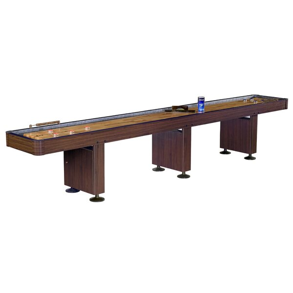 Challenger Shuffleboard Table by Hathaway Games