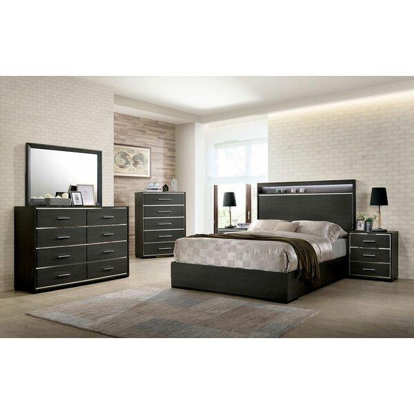 Modern  Marylie Standard Configurable Bedroom Set By Orren Ellis Savings