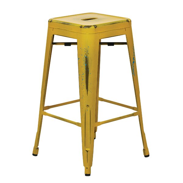 Fineview 26 Bar Stool (Set of 2) by Trent Austin Design