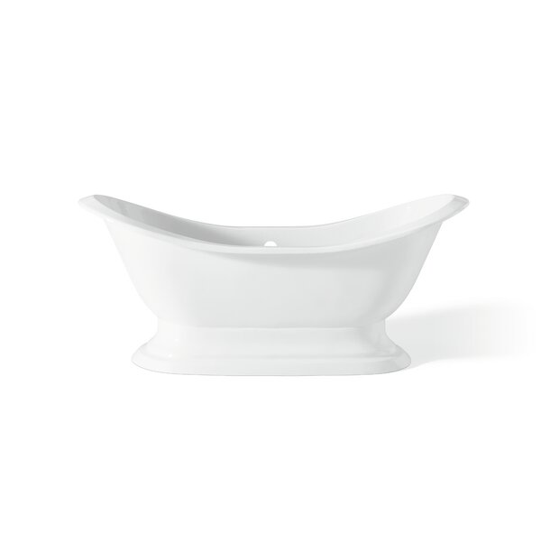 Regency 72 x 31 Soaking Bathtub by Cheviot Products