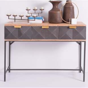 Kailin Console Table By Everly Quinn