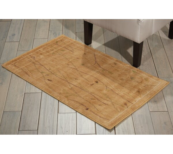 Whitestown Gold Area Rug by Red Barrel Studio