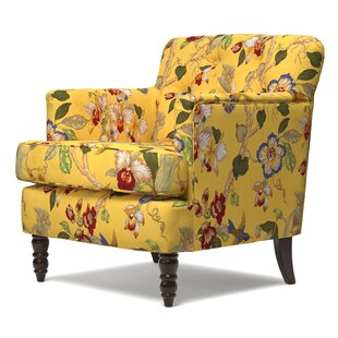 Best Floral Accent Chair Creative
