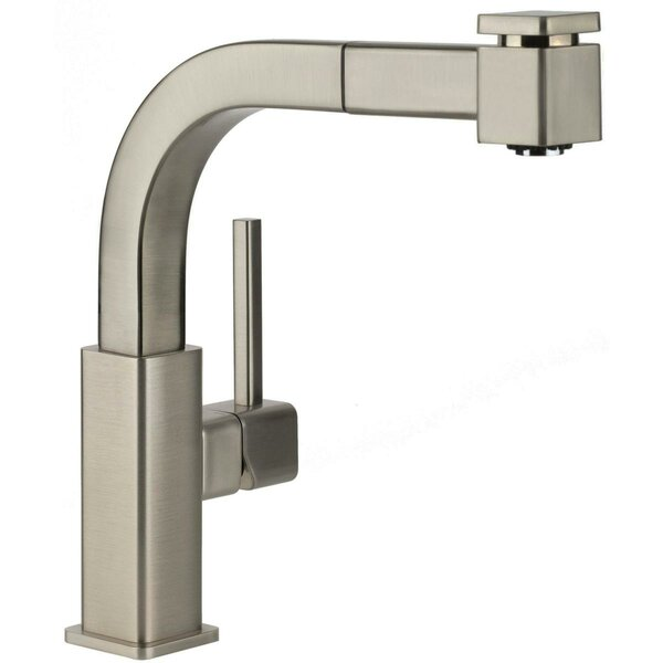 Avado Single Hole Pull Out Bar Faucet by Elkay