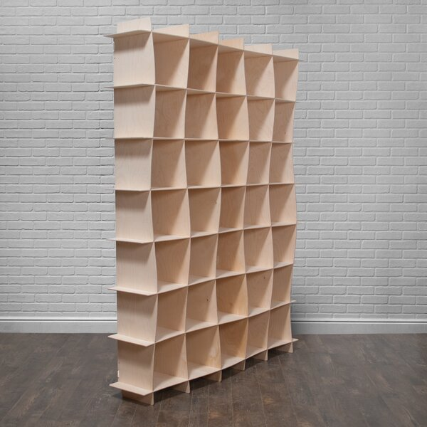 Gridlock Cube Unit Bookcase by Sprout
