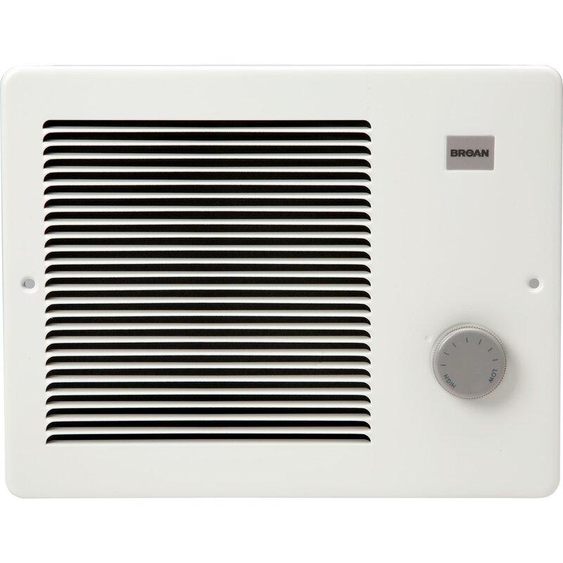 [SCHEMATICS_4JK]  Broan Electric Fan Heater & Reviews   Wayfair   Broan Qp3 Wiring Diagram      Wayfair