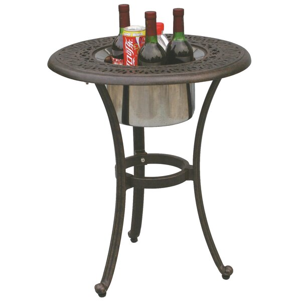 Lebanon Bistro Table by Three Posts