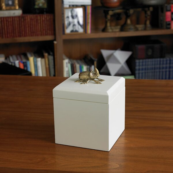 Beetle Box by DwellStudio