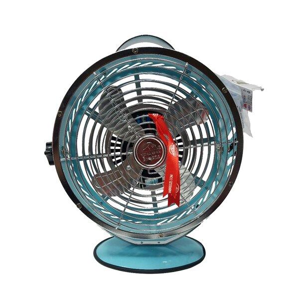 Himalayan Breeze 8 Oscillating Table Fan by WBM LLC