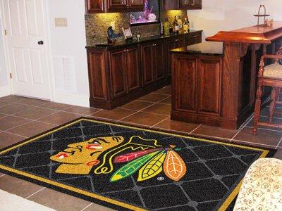 NHL - Chicago Blackhawks 5x8 Rug by FANMATS