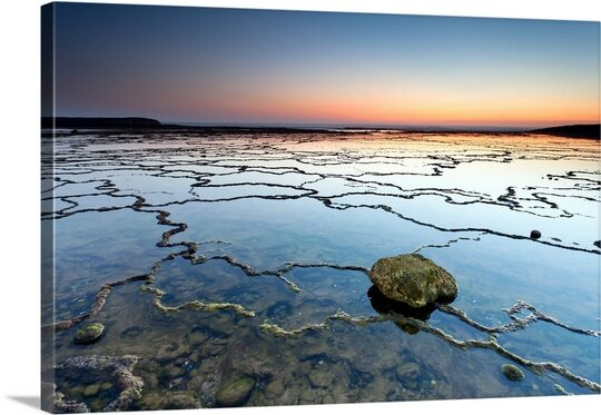 The Stone Net by Rui David Photographic Print on Canvas by Canvas On Demand