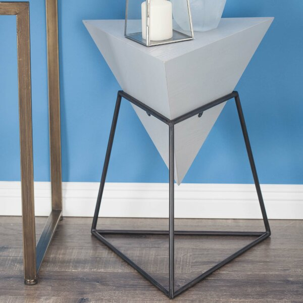 Mcniel End Table by Wrought Studio