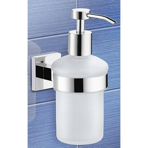 New Jersey Soap Dispenser by Gedy by Nameeks
