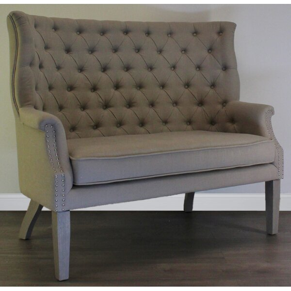 Jevon Settee by Charlton Home