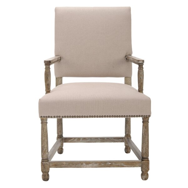 Meagan Solid Wood Dining Chair by Ophelia & Co.