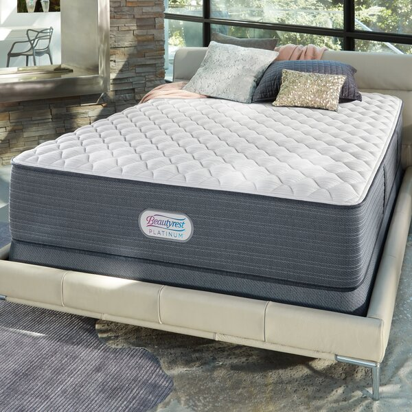 Beautyrest Platinum 13 Extra Firm Innerspring Mattress and Box Spring by Simmons Beautyrest