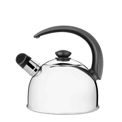 2.1 L Stainless Steel Whistling Stovetop Kettle Tramontina