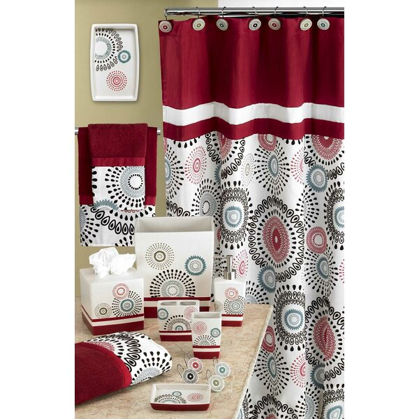 Monroeville Shower Curtain by Andover Mills
