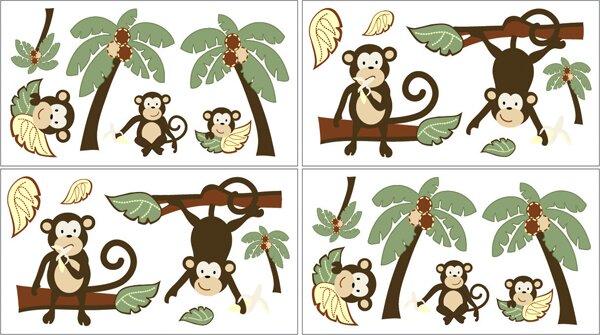 Monkey Wall Decal by Sweet Jojo Designs