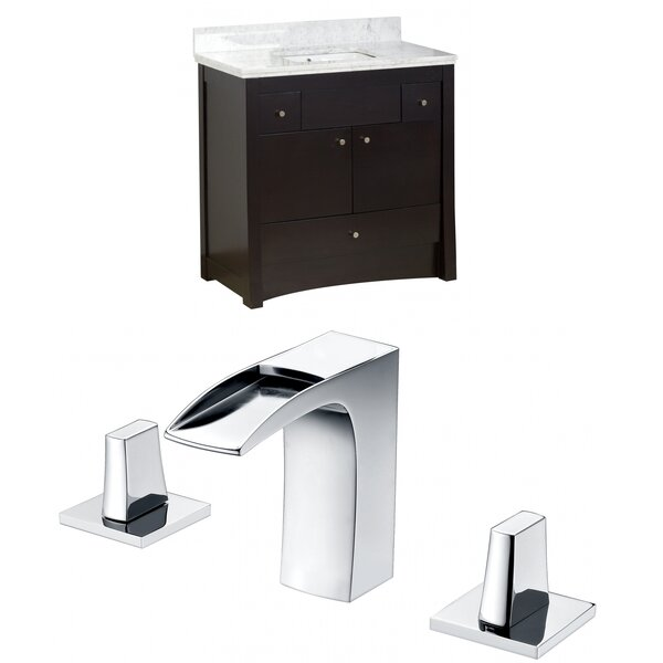 Elite 36 Single Bathroom Vanity Set by American Imaginations