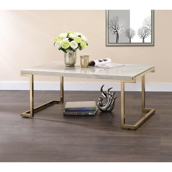 New Haven Coffee Table by Everly Quinn