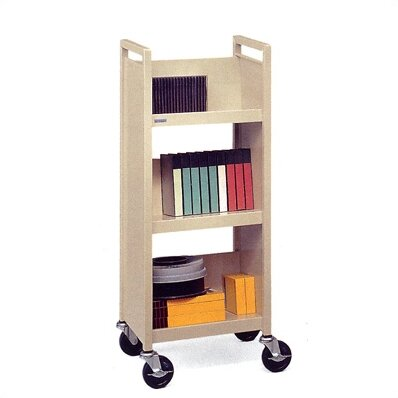 Book Cart by Bretford Manufacturing Inc