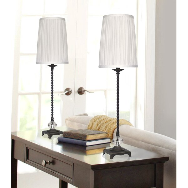 32 Buffet Table Lamp (Set of 2) by Grandview Galle