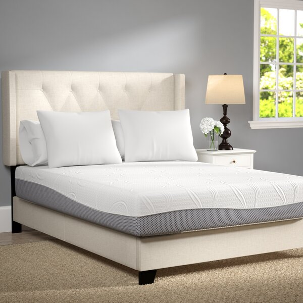 12 Firm Memory Foam Mattress by Alwyn Home