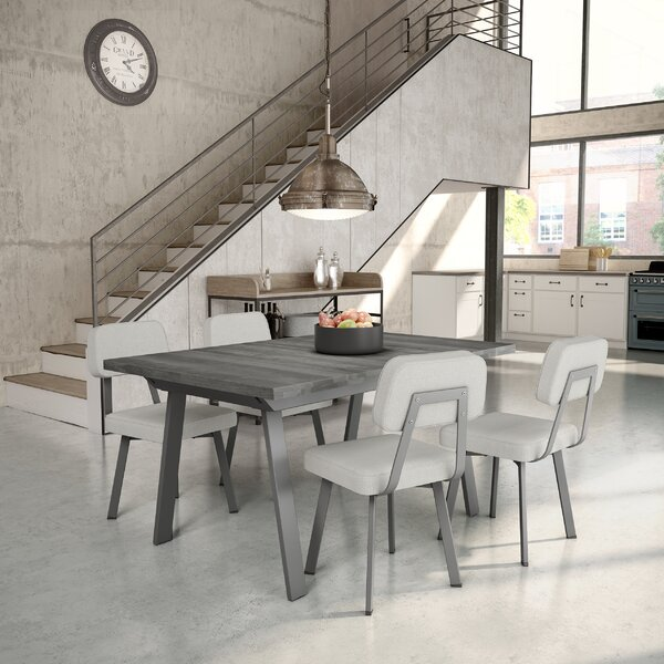 Atlas 5 Piece Extendable Dining Set by 17 Stories