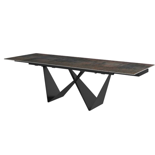 Gillett Extendable Dining Table by Orren Ellis