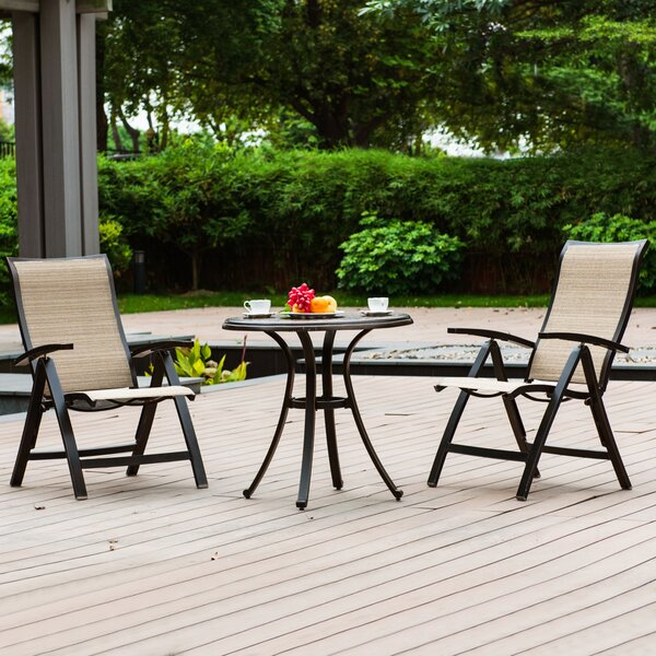 Speers 3 Piece Seating Group by Canora Grey
